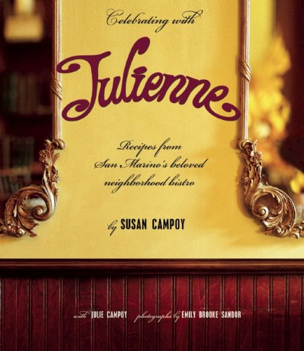 Celebrating with Julienne cookbook